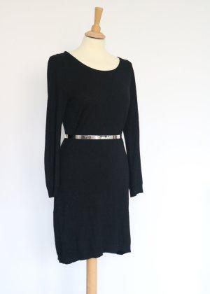 Amisu Knitted Dress black
