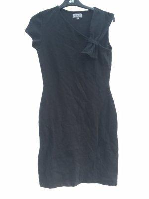 schlichtes schwarzes sweatshirt Kleid von Zalando