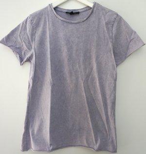 Schlichtes T-Shirt mit schöner Waschung