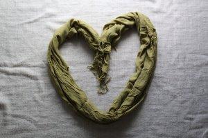 Kerchief olive green