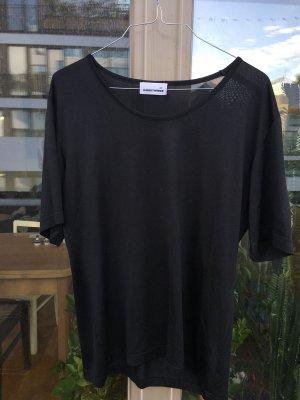 Schlichtes und halb durchlässiges T-Shirt von Gerry Weber