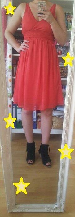 Schlichtes vero moda Kleid