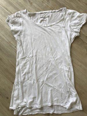 Schlichtes weißes American Vintage Shirt