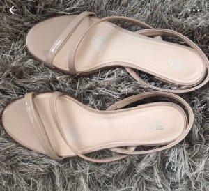 H&M Outdoor Sandals nude