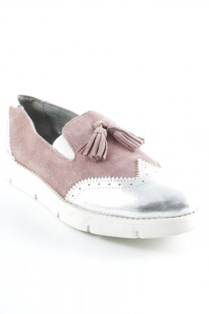 Slip-on Shoes multicolored street-fashion look