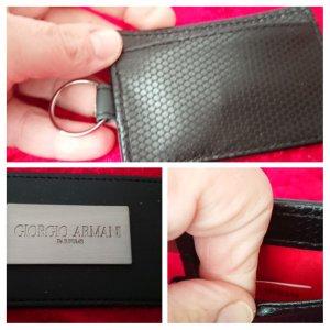 Giorgio  Armani Key Chain black