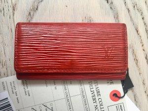 Louis Vuitton Étui porte-clés rouge