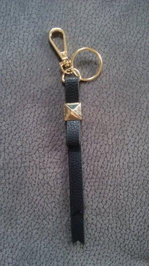 Schlüssel-/Taschenanhänger in Lederoptik