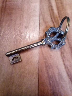 Key Chain bronze-colored-gold-colored