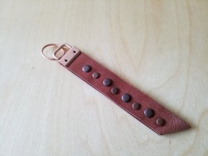 Key Chain brown