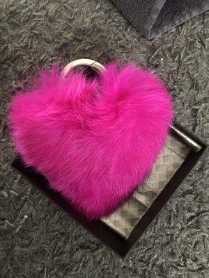 Bottega Veneta Porte-clés rose