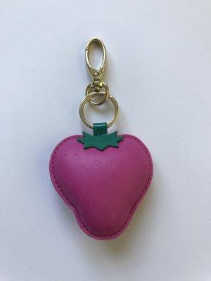 Schlüsselanhänger Erdbeere H&M