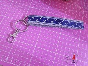 Key Chain blue