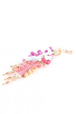 Key Chain multicolored casual look
