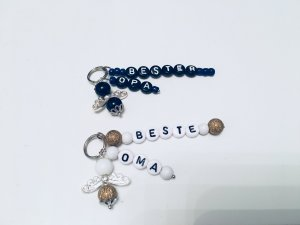 Schlüsselanhänger Opa Oma Zara Love Baby Ugg Esprit Charm