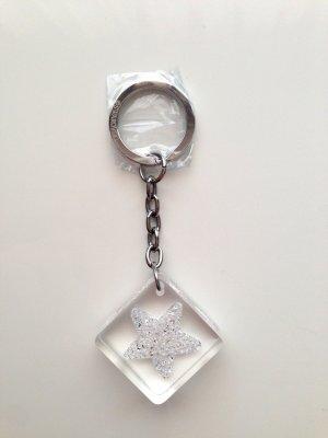 Swarovski Sleutelhanger zilver