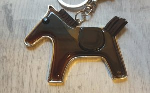 Schlüsselanhänger / Taschenanhänger schickes Pferd