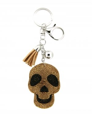 Sweet Deluxe Key Chain gold-colored