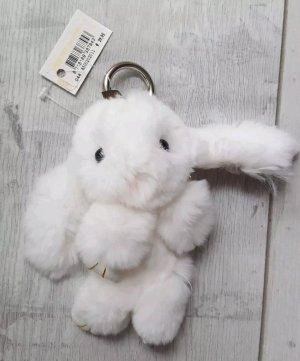 Key Chain white-black