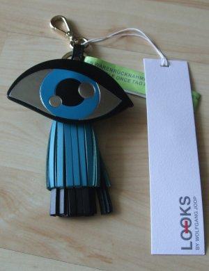Looks by Wolfgang Joop Porte-clés argenté-noir