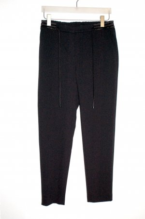 s.Oliver Pantalone jersey nero Poliestere