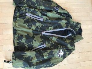 Bogner Fire + Ice Sports Jacket olive green polyamide