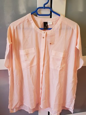 BC Collection Blusa caída rosa Poliéster