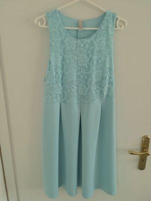 Schlupfkleid türkisblau von Bodyflirt