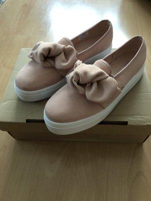 Asos Slip-on Sneakers pink