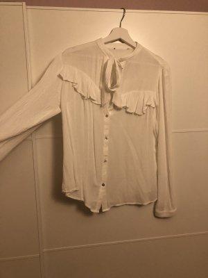 Primark Slip-over Blouse white