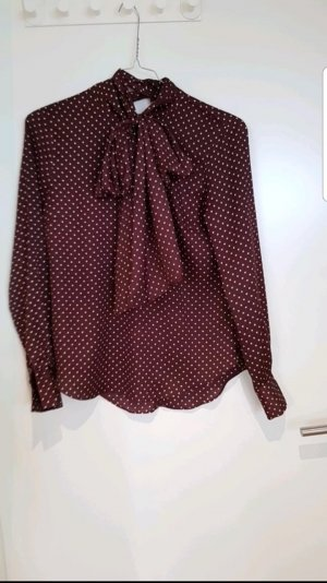 Zara Blouse bordeau