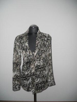 Schluppenbluse Bluse Vero Moda gr: M leo