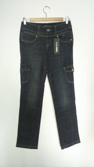 schmal geschnittene Jeans von FlashLights