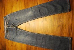 schmal geschnittene Jeans von Review Gr. W 28 L ca. 32