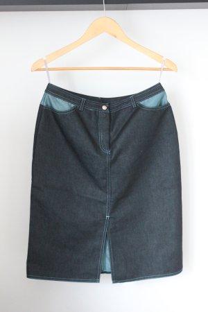 Schmal geschnittener Jeansrock