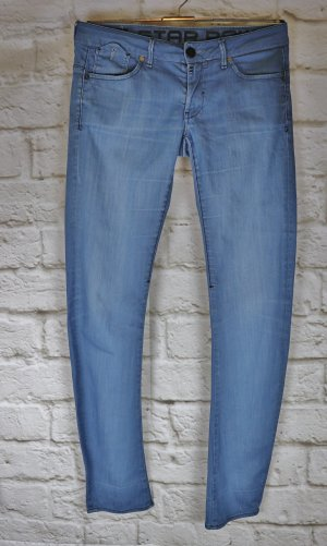 G-Star Raw Jeans skinny multicolore Tessuto misto