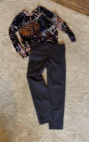 H&M Pantalone a 7/8 grigio ardesia