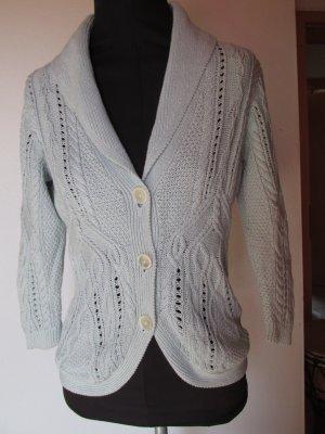 Schmale, elegante Jacke mit Kragen