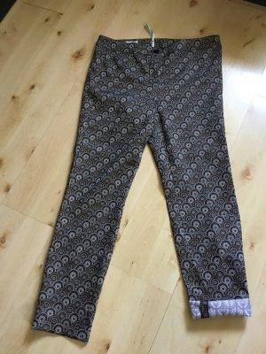 Schmale Hose im Brokatstyle  von Tuzzi