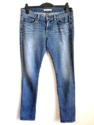 Schmale Jeans im Boyfriend Schnitt von J Brand, Weite 30, passt Gr. 40/42