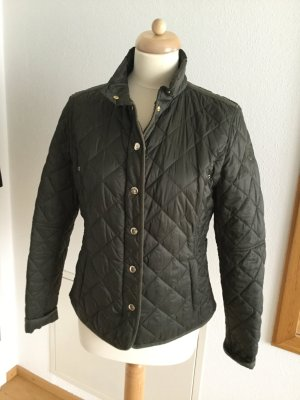 Tommy Hilfiger Quilted Jacket green grey