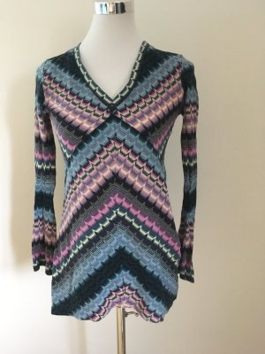 Comma Tunic multicolored