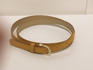 H&M Belt gold orange-yellow