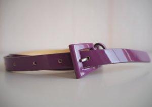 H&M Cintura vita lilla
