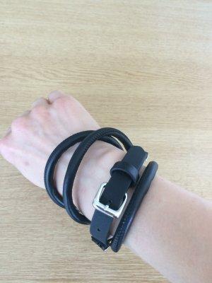 Schmaler Gürtel, Taillengürtel, Band Optik, Armband