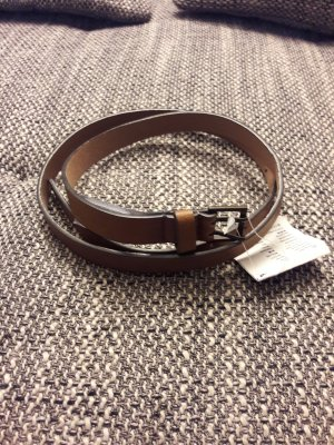 Zara Belt bronze-colored-brown