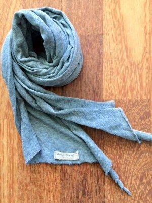 American Vintage Sjaal lichtgrijs Katoen