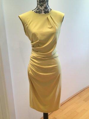 Schmales Midi Kleid mit schöner Raffung Sexy Elegant