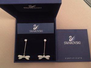 Schmetterling Ohrringe, Swarovski