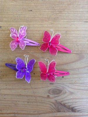 Schmetterlings Haarspangen